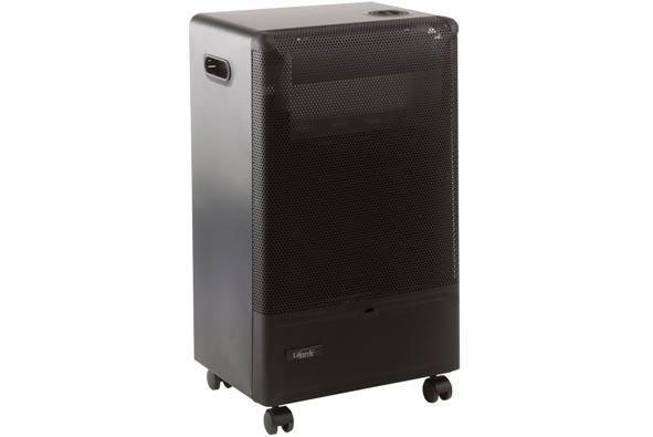 Lifestyle catalytic portable gas heater