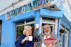 innergy Group step in to help pay as you feel charity cafe
