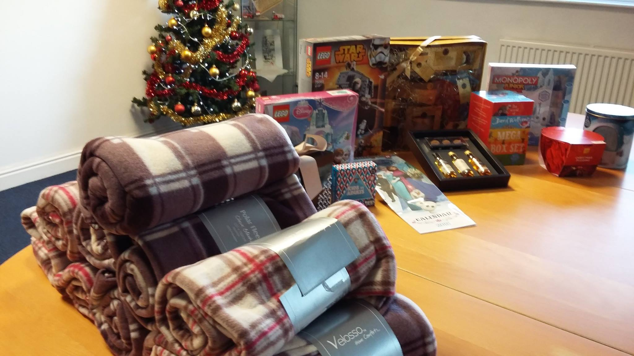innergy Group help make Christmas special for charity
