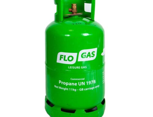 How to connect your Flogas gas bottle to your Patio Heater
