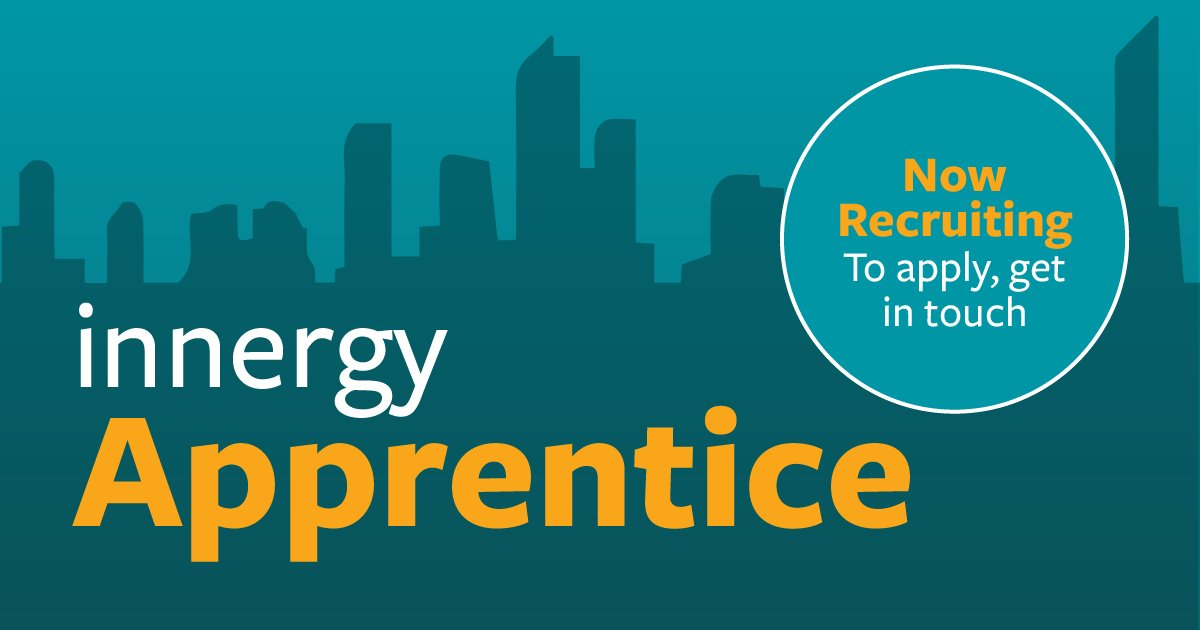 Recruiting for an innergy apprentice role