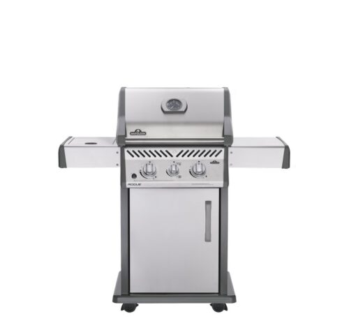 Napoleon Rogue 365 with Infrared Side Burner Gas BBQ