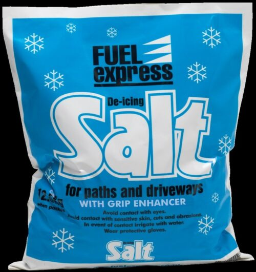 Fuel Express Rock Salt for paths and driveways
