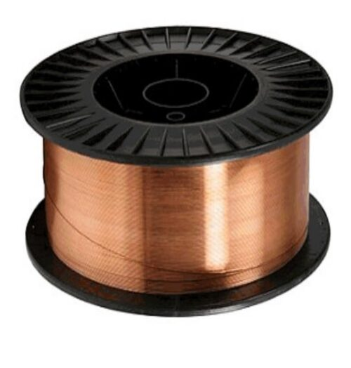 Super 6 Copper Coated 5kg MIG Welding Wire