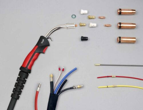 SWP M501 Water Cooled MIG Welding Torch