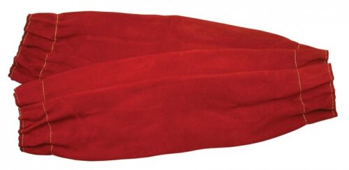 SWP Red Leather Sleeves