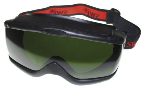 SWP Wide Vision Safety Goggles