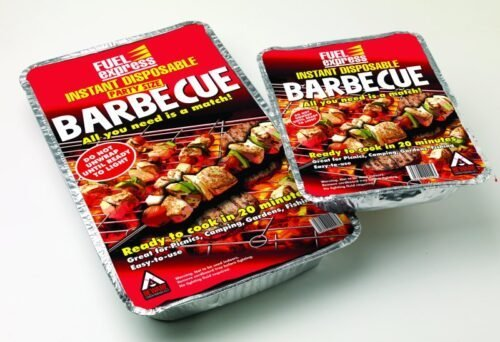 Fuel Express Disposable Barbecue Grill